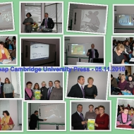Семінар Cambridge University Press (Jim Kalathas) - 05.11.2010